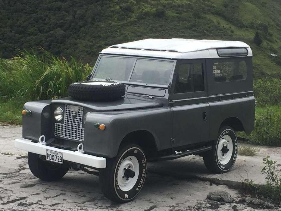 Land <strong>rover</strong> Otro 1963 - 50000 km