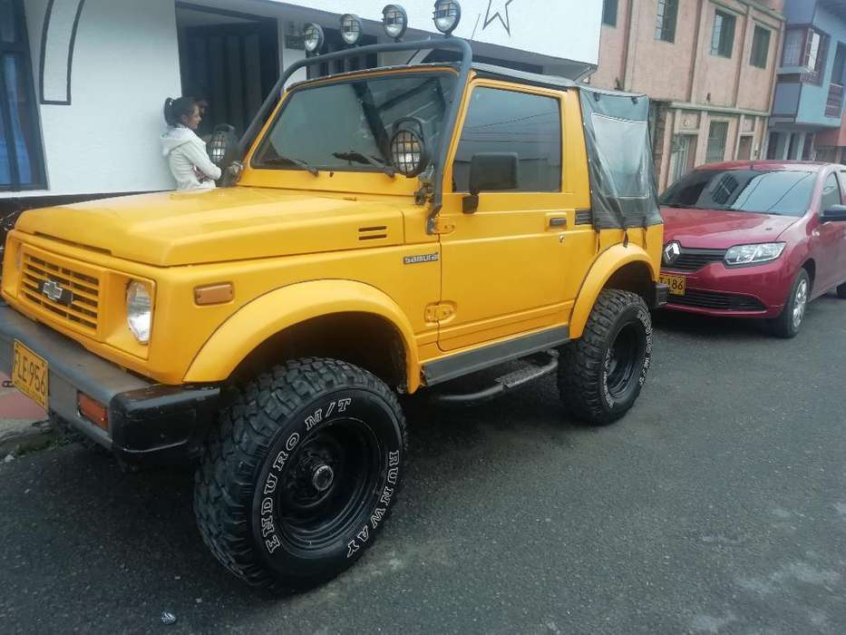 Chevrolet Samurai 1993 - 14000 km