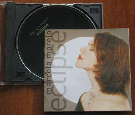 Eclipse 1999 De Marcela Morelo Cd Original en Rosario