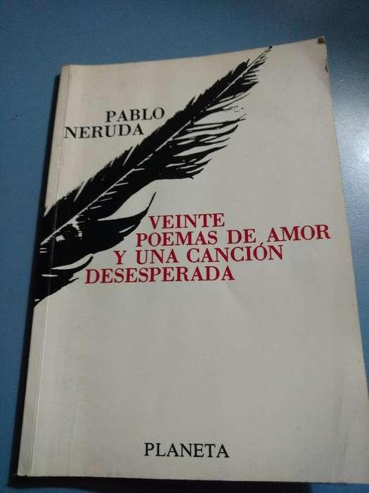 Libro de Pablo Neruda