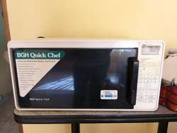 Microondas Bgh Quick Chef