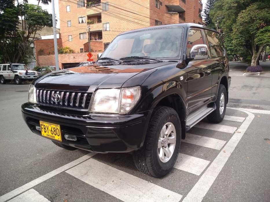 Toyota Prado 2006 - 117000 km