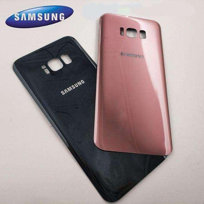 Tapa o Puerta Protectora De La Batería Del Samsung S8 Plus