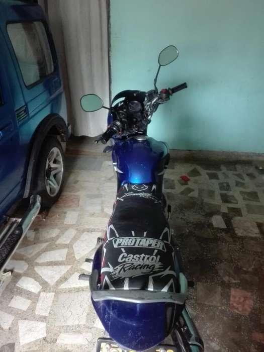 Vendo Moto Ybr125