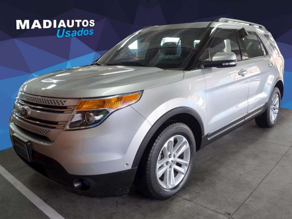 Ford Explorer 2013 - 59077 km