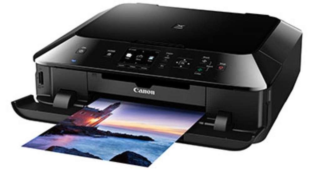 Impresora Canon de Tinta Comestible