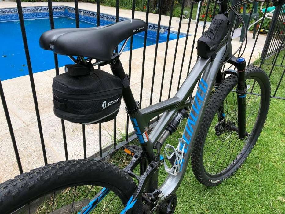 Specialized Camber 29er Aluminio. Talle L