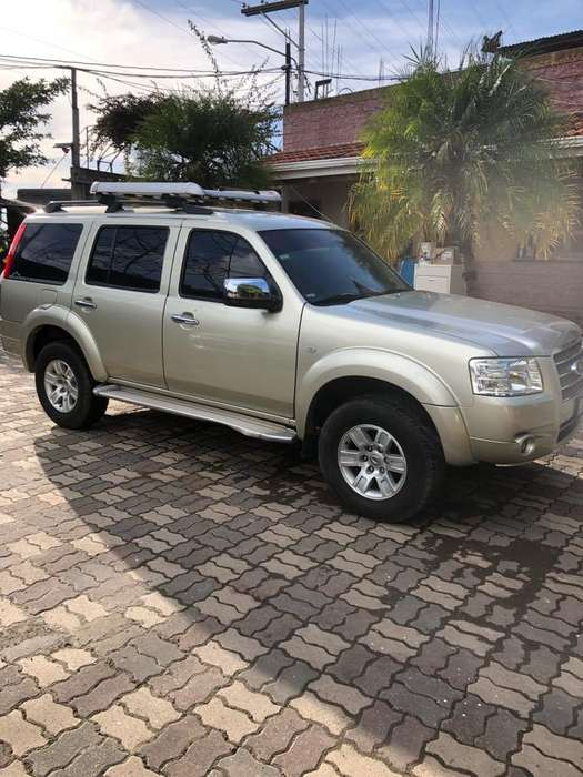 Ford Everest 2007 - 142000 km