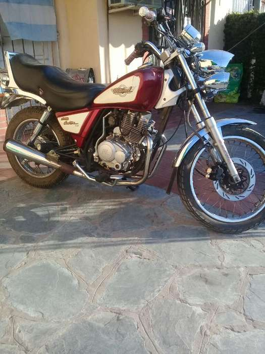 Remato Motomel Custom 150 Mod 2008