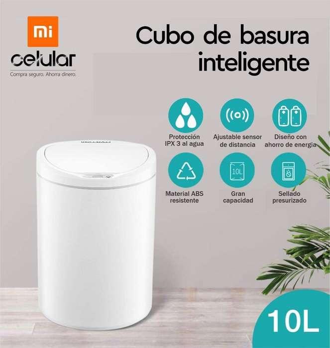 Cubo de Basura Inteligente (xiaomi)