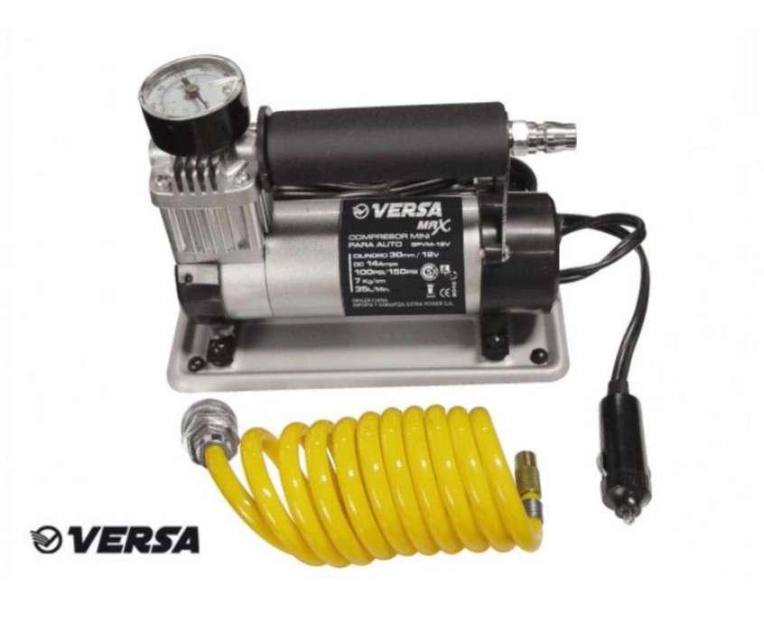 <strong>mini</strong> Compresor para El Auto Versa