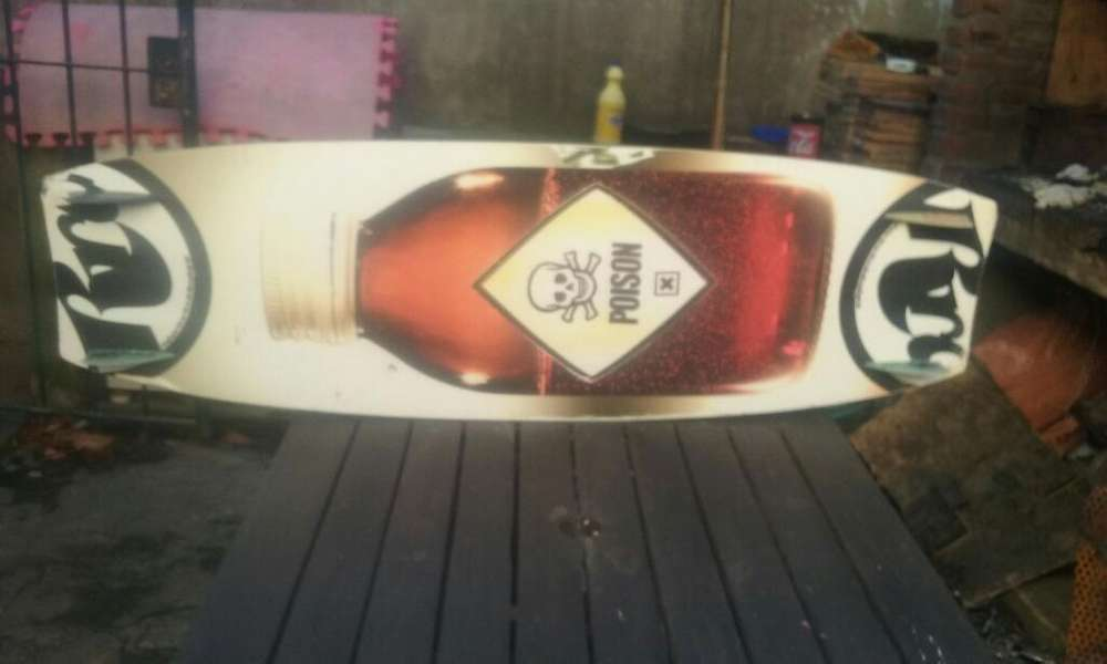Vendo Tabla de Skateboard