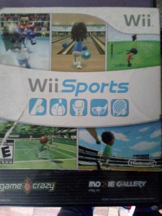 Juego Wii Sports