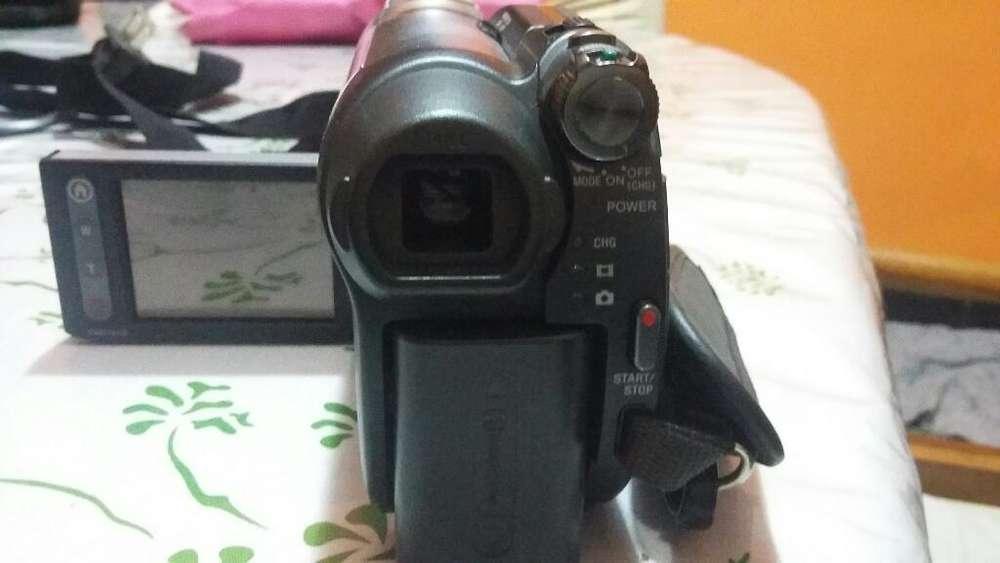 Video Camara Sony Dvd 108