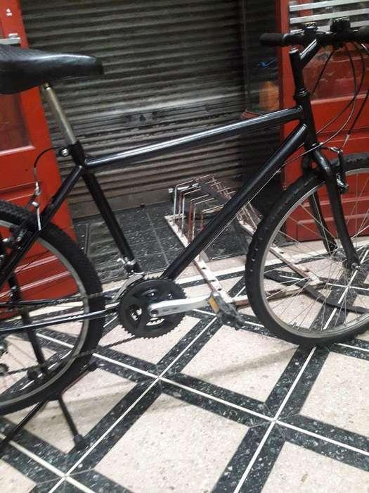 Mountain Bike Rodado 26 Seminueva