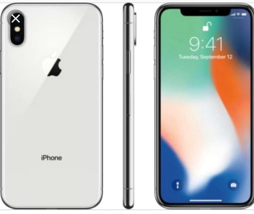 iPhone X 64Gb Usado Negro