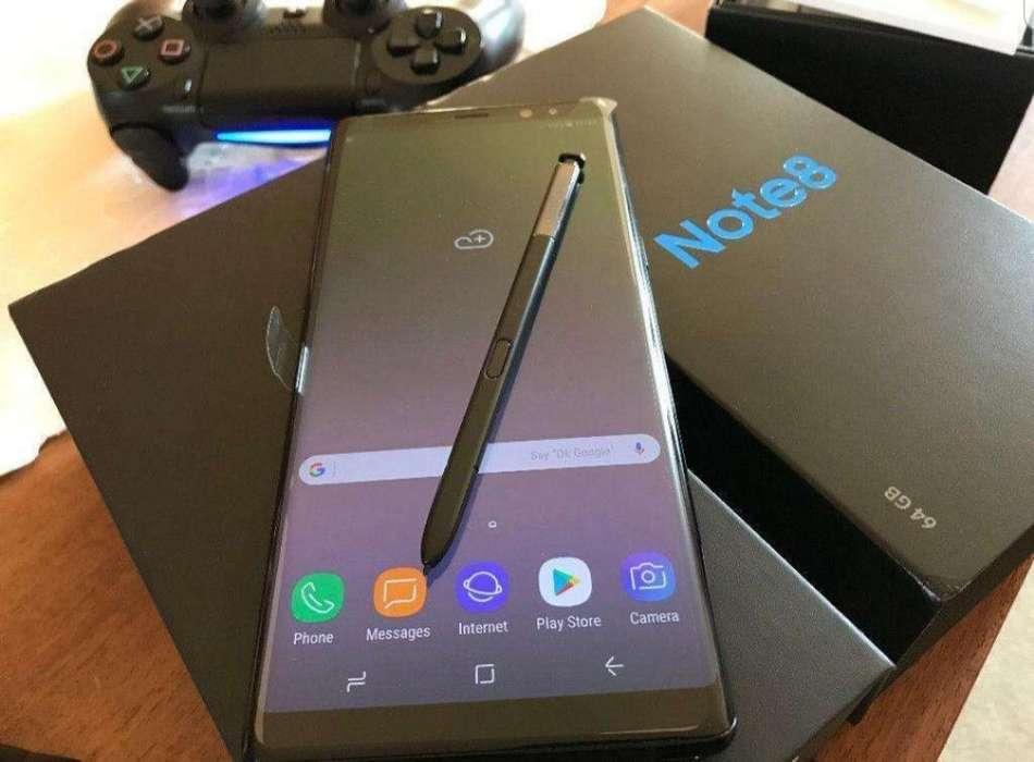 Vendo O Permuto Samsung Note 8 Original