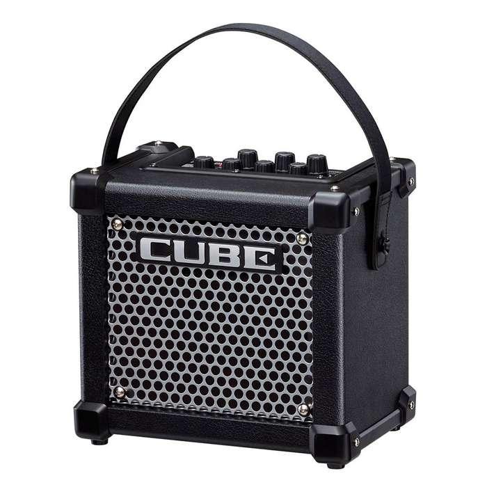 Amplificador Roland MICROCUBEGX Guitarra electrica Negro