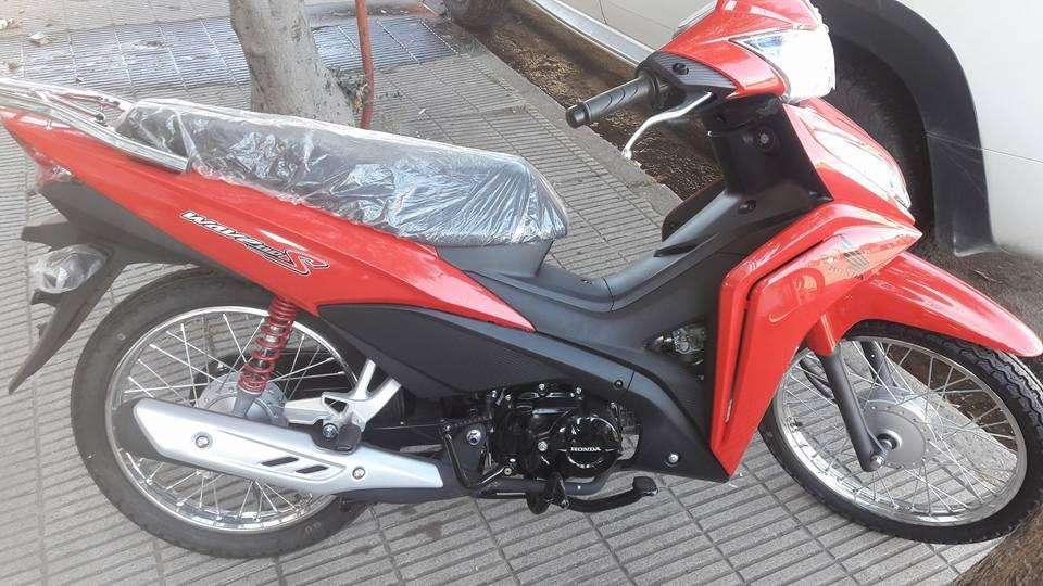 Honda Wave 0km Patentada 410 Bikes