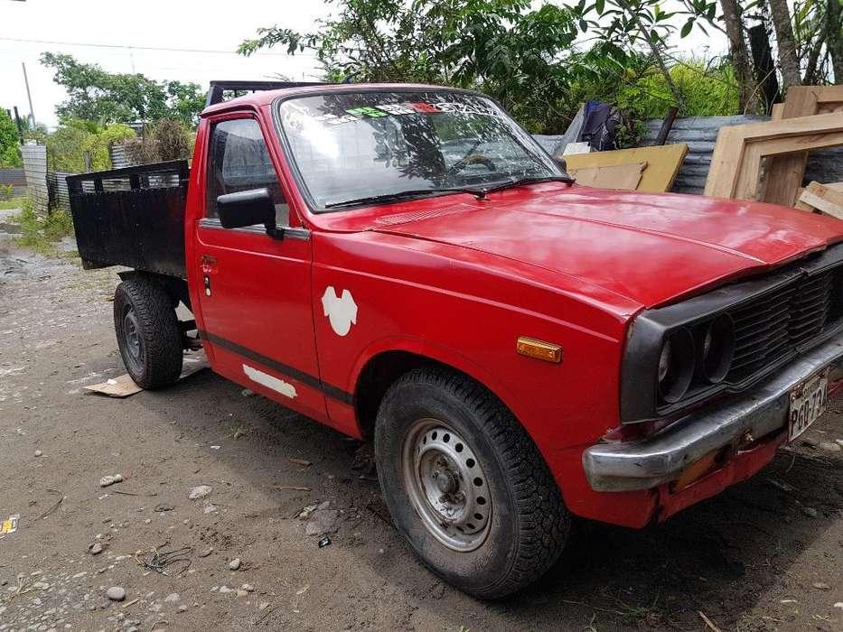 Vendo Camioneta Toyota 79 O Canvio