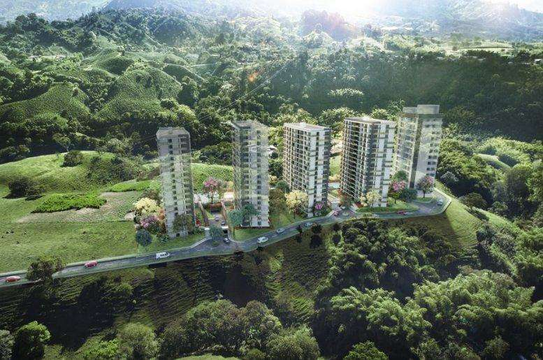 VENDE PROYECTO APARTAMENTOS ZONATA, ARMENIA - wasi_260313 - enfoqueinmobiliario