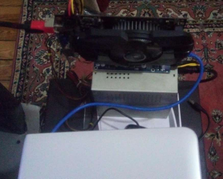 Riser para Gpu Video Externo Laptop Notebook