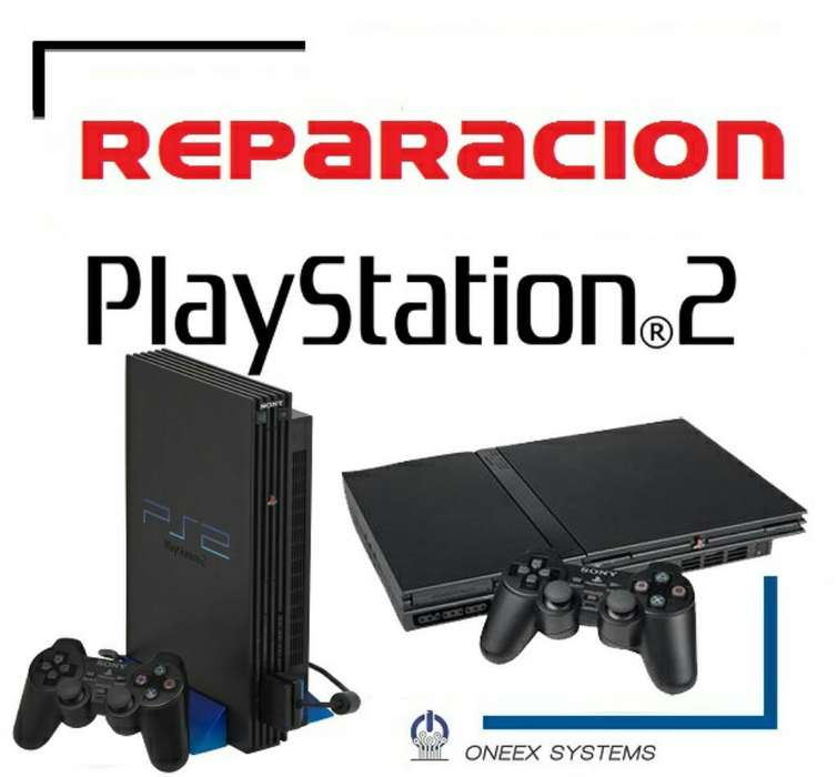 Reparacion de Playstation 2