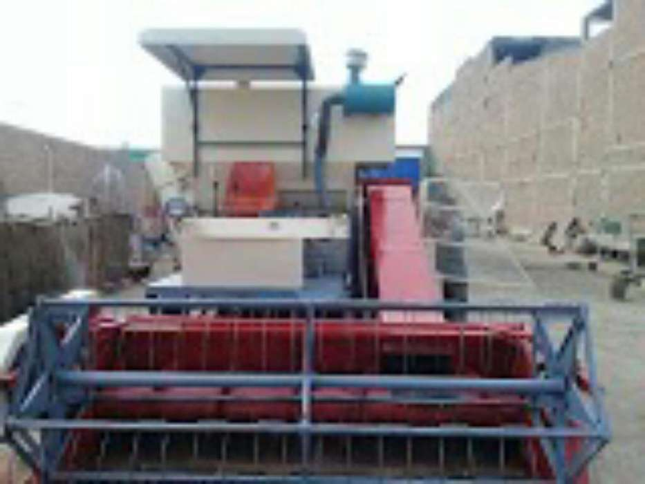 Maquina Cosechadora de Arroz Y Quinua