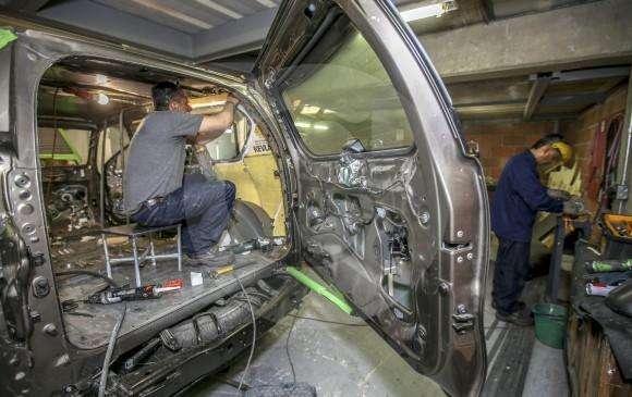 Se requiere Auxiliar de mantenimiento Vhiculos