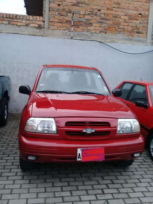 Chevrolet Grand Vitara 2001 - 226000 km