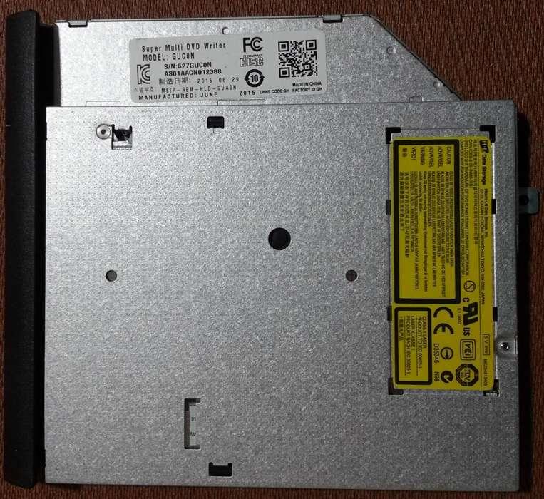 LectoGrabadora de CD/DVD para NOTEBOOK ASUS X455L