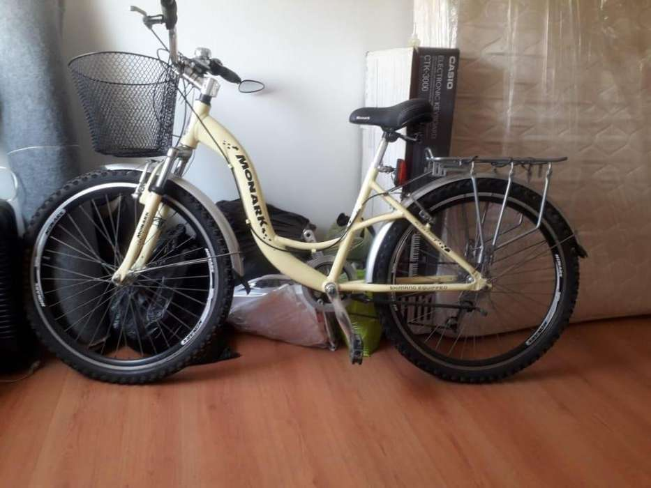 Bicicleta Monark para mujer