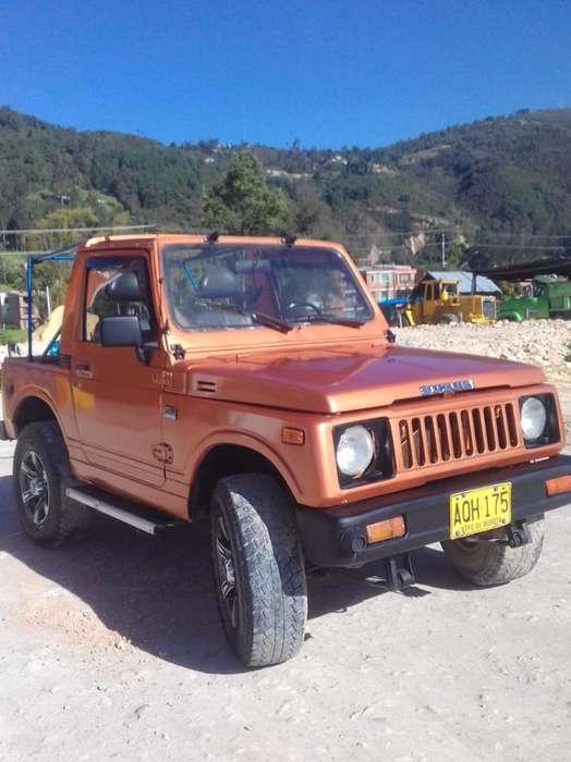 Suzuki SJ 1983 - 250000 km