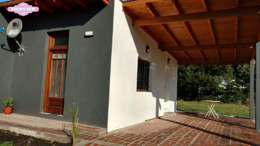 Chalet en Venta Las Lomas de Miramar. Estado Muy Bueno. 2 Habitaciones. 1 Baño. Apto Crédito