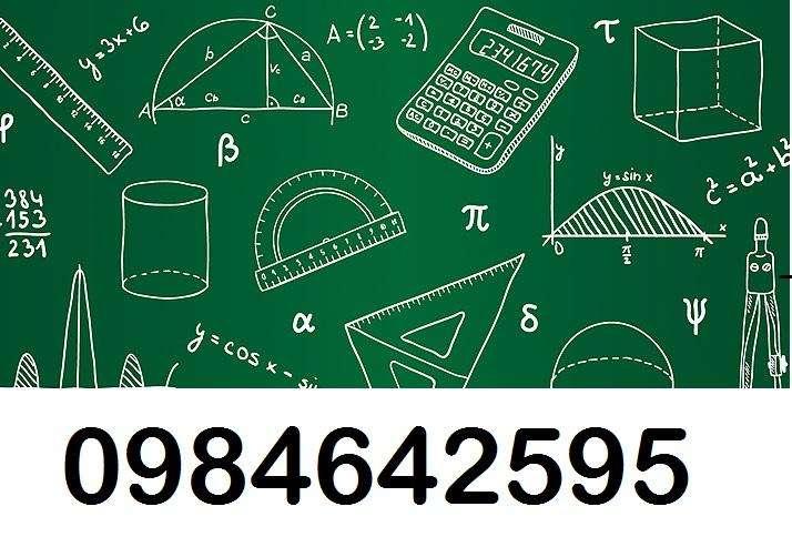 Clases de estadística y probabilidad, matemáticas, tesis , econometria . Spss ,Stata, Rstudio, r, minitab