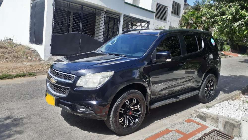 Chevrolet Trailblazer 2013 - 194755 km