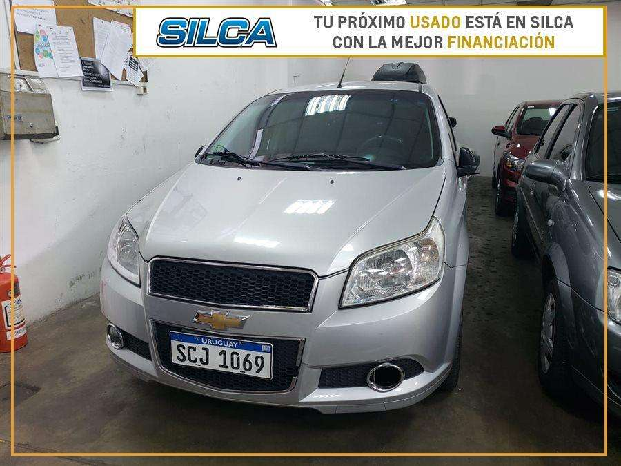 <strong>chevrolet</strong> Aveo 2012 - 160498 km