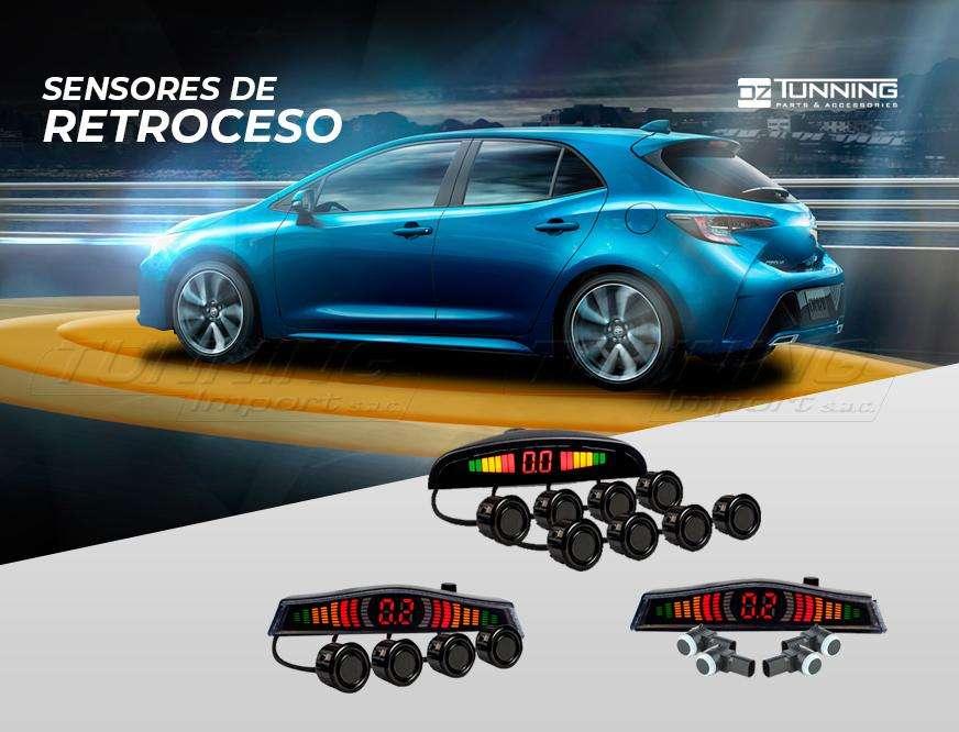 Sensores de Retroceso OZ Tunning - Básicos - Originales - AV / 19mm, 22mm, 16mm