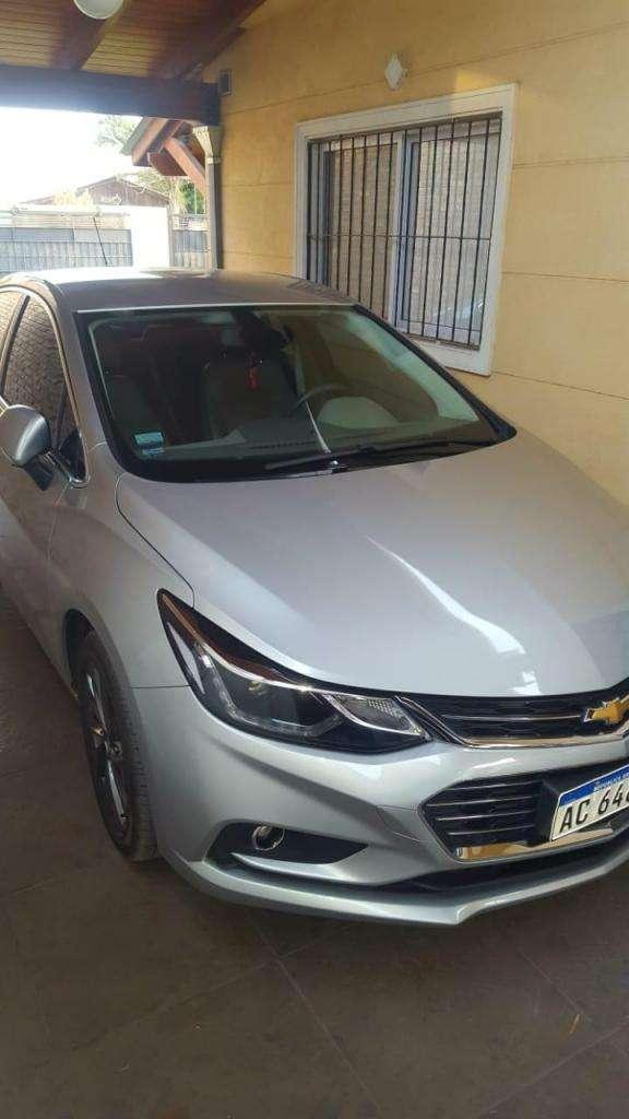 Chevrolet cruce LTZ 2018