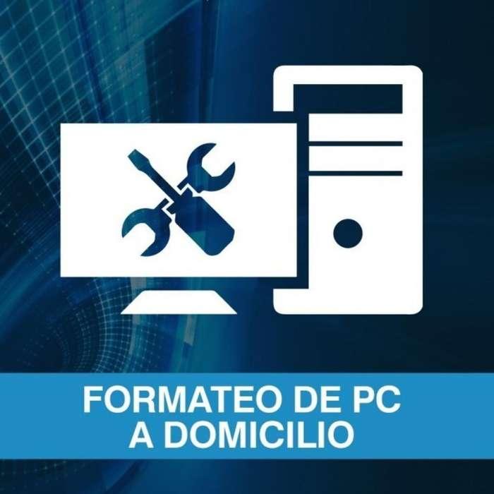 Formateo Y Mantenimiento de Computadores 30.000