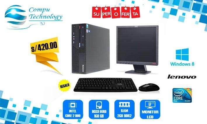 OFERTA !! COMPUTADORA COMPLETA S/420 Y CPU DESDE S/280