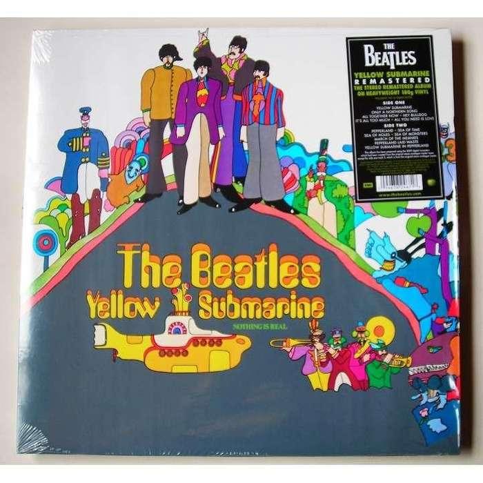 Beatles Vinilo LP