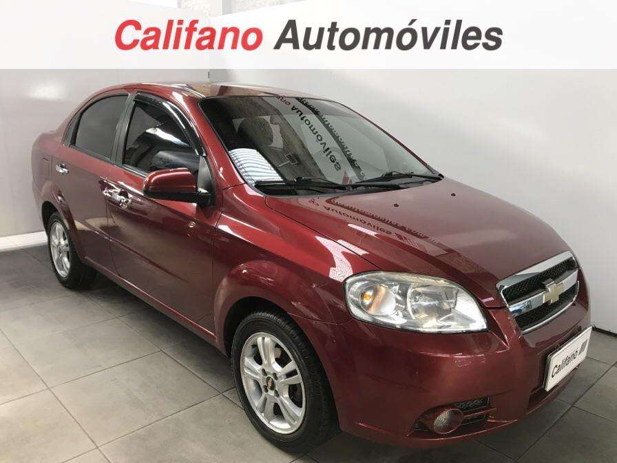 <strong>chevrolet</strong> Aveo 2010 - 129379 km