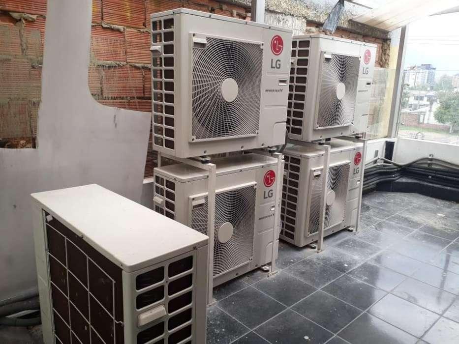 4 Unidades Condensadores Marca Lg