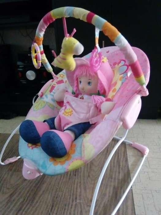 <strong>silla</strong> Vibradora para Bebé