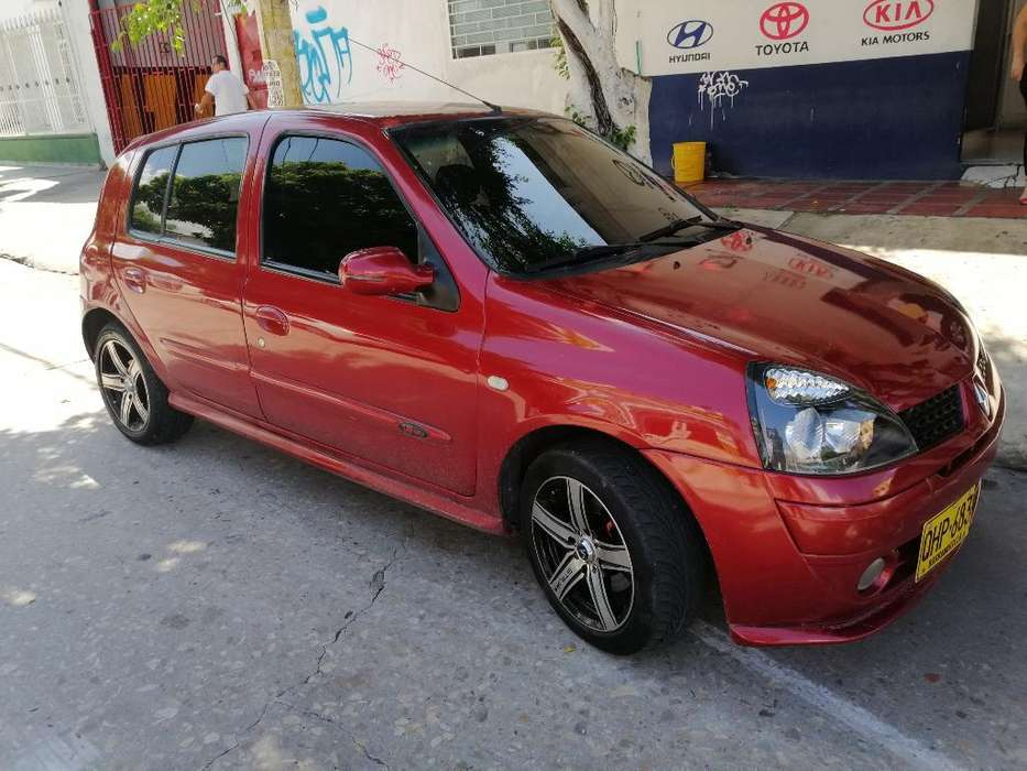 <strong>renault</strong> Clio  2008 - 117000 km