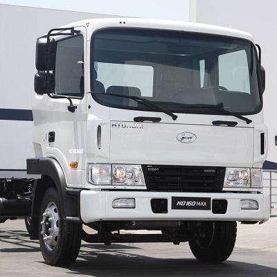 HYUNDAI HD 160 MAX 2020