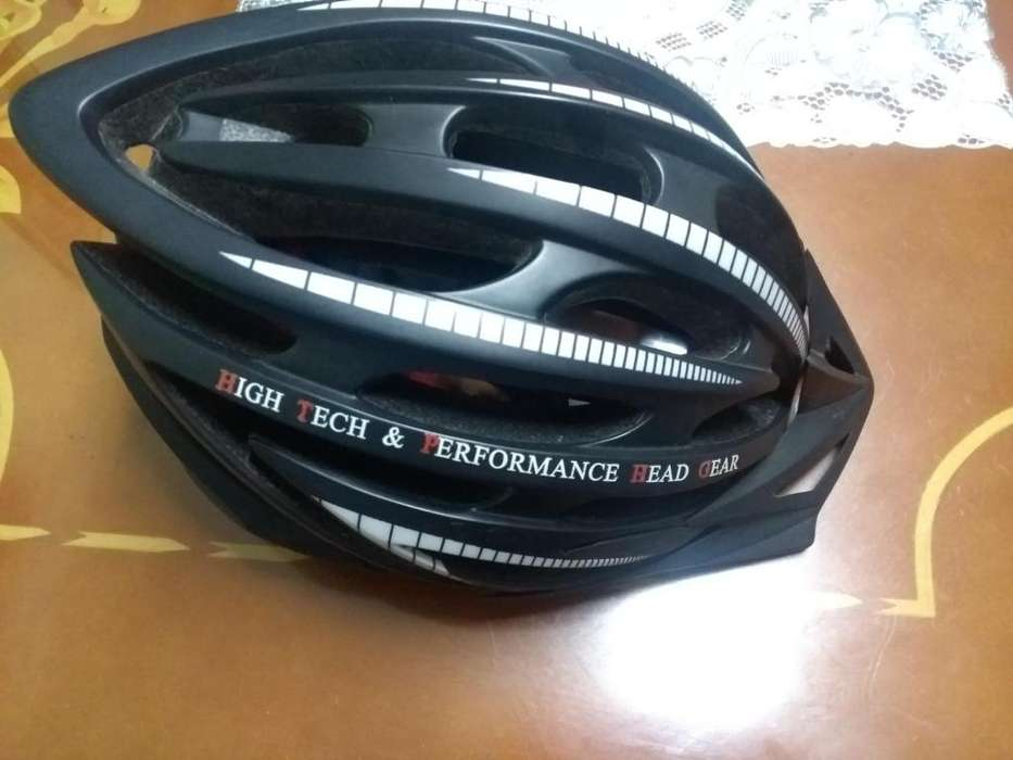 Casco de bicicleta ajustable performance