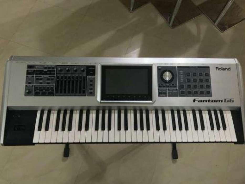 Teclado Roland Fantom G6 Impecable
