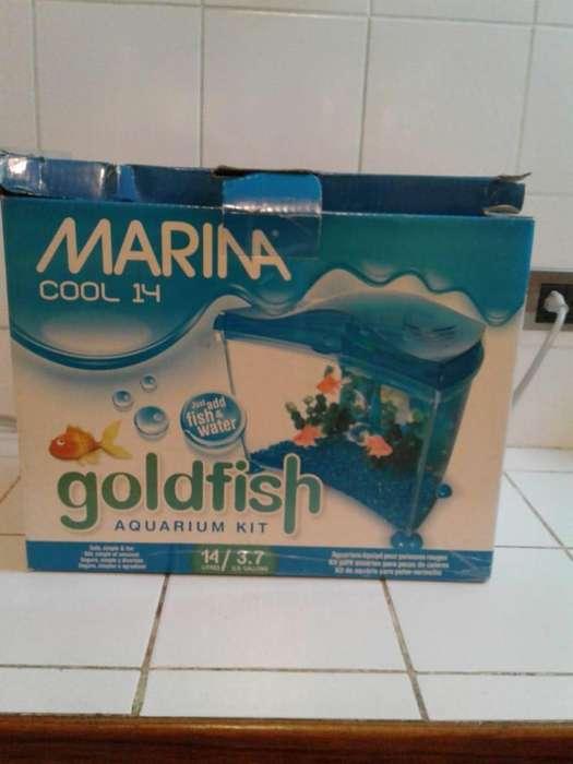 Pecera Marina Cool 14